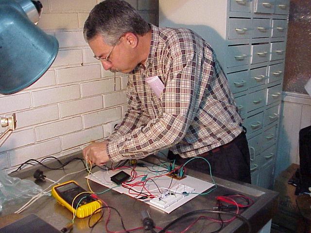 El Tester o Multimetro (Parte I)